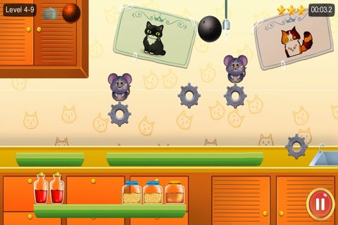 Cover Hamster Free: A new challenge of cover orange screenshot 3