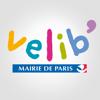 Vélib', app officielle de la Ville de Paris