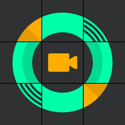 Gridplay - The Self Music Video Maker