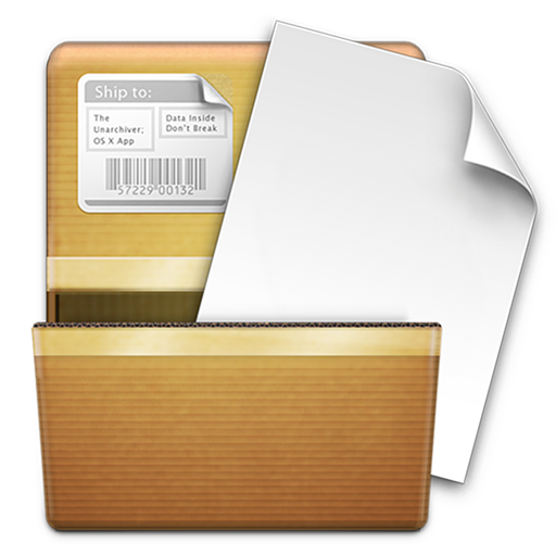 壓縮解壓工具 The Unarchiver for Mac