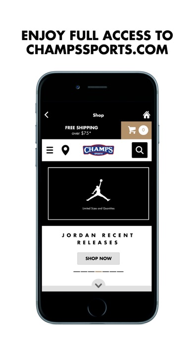 download Champs Sports apps 0