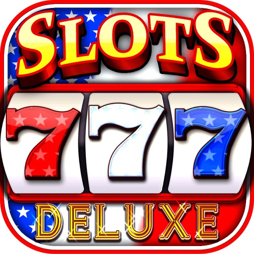 Red White Blue 7s Slot Machine - Play for Free or Real Money