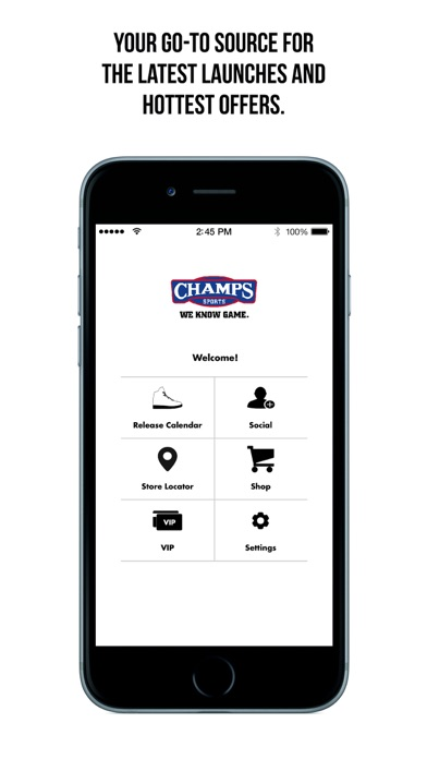 download Champs Sports apps 1