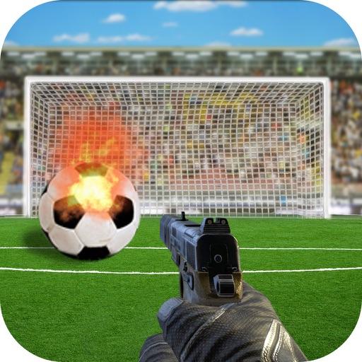 Real Football Shooting World - Soccer Kick Hero Games iOS App