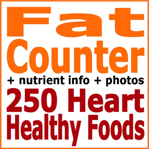 Absolute Healthy Diet Fat Counter: 250 Heart Healthy Foods