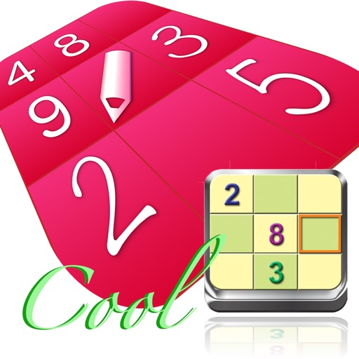 Sudoku Cool Icon