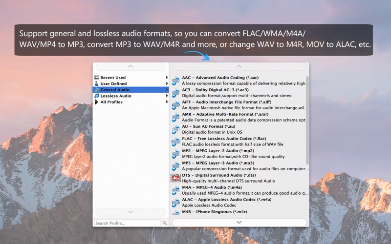 MP3 Music Converter Screenshots