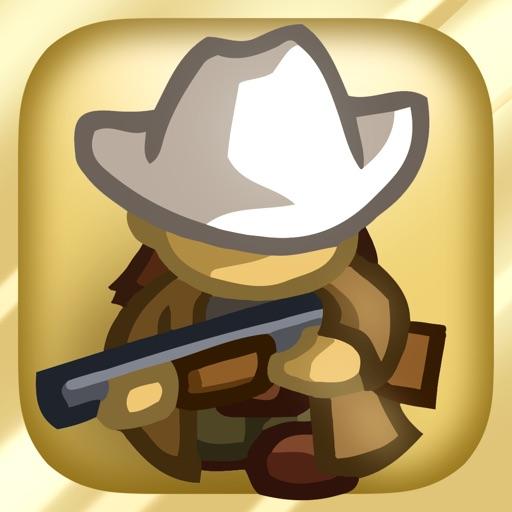 Lost Frontier iOS App