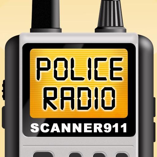 Scanner911 Police Radio iOS App