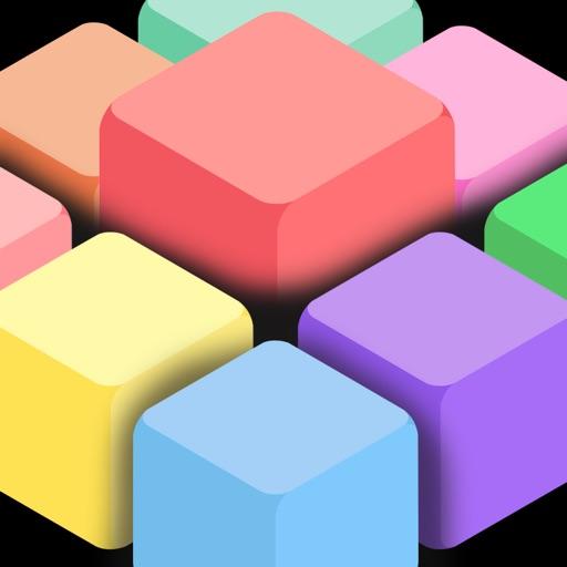 Pac Block - Puzzle brain man in 256 endless arcade maze iOS App