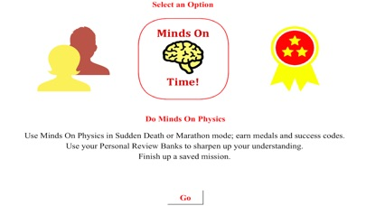 Minds On Physics the App - Part 1 Screenshot