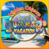 Hidden Object Summer Beach Vacation Hawaii, Florida & California Travel - Find & Spy Objects Difference