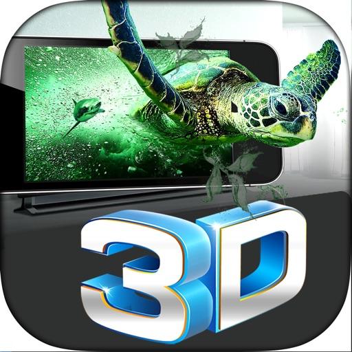 Fondos De Pantalla En 3D Para IPhone