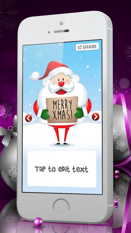 christmas greeting card creator send best wish es for new year