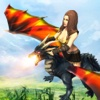 Dragon Riding Simulator : Ride Fire-Breathing Dragon and get back your Thrones dragon