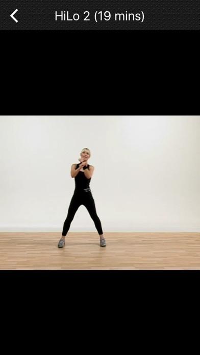 エアロビックダンスの練習 screenshot1