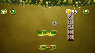 download Awesome Christmas Casino Yahtzee Joy - good Vegas dice betting game apps 1