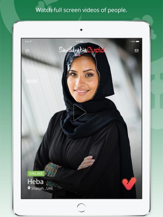 Saudi dating app