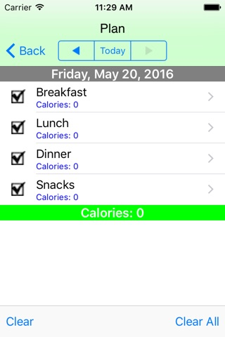 iFoodSync screenshot 4