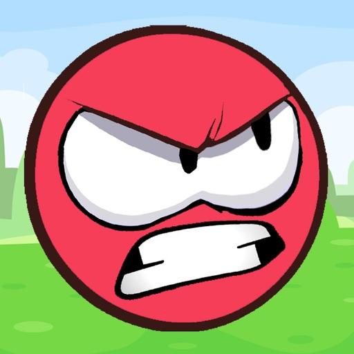 Angry Ball 4 iOS App