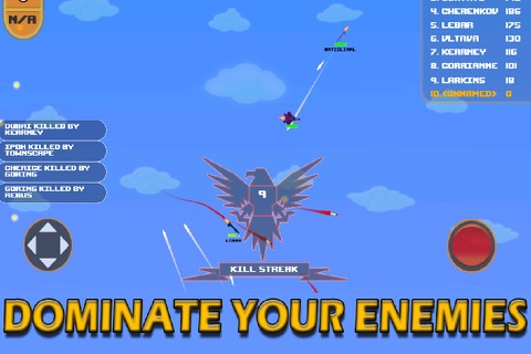 planes.io : Free Your Wings screenshot 3