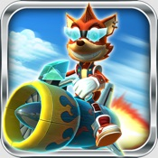 火箭冲刺 – Rocket Racer R [iOS]