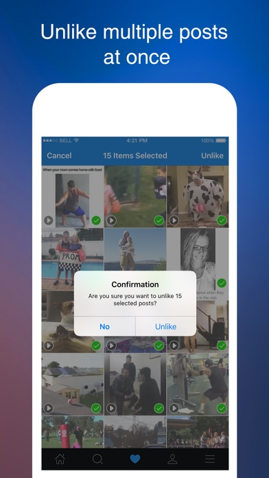 Instagrab Repost for Instagram - Repost Photos and Videos on Instagram Screenshots
