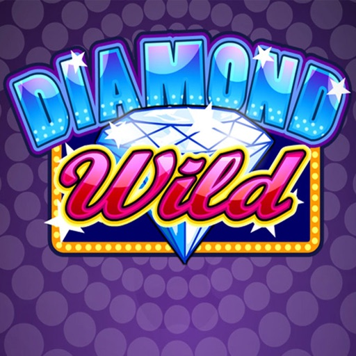 Diamond Wild - Comic Faulty Slot Machine - Online Casino slot machine games of iSoftBet Icon