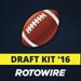 RotoWire Fantasy Football Draft Kit 2016