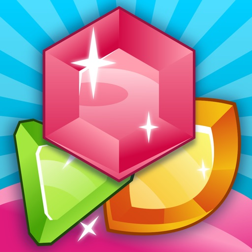 Jewel Blast Mania: Smash the jelly to Crush the frozen diamond skull iOS App