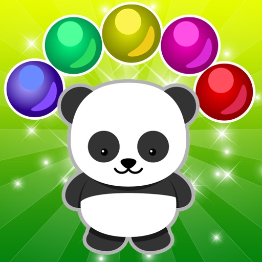 Panda Ball Bubble Pop Wrap Shooter - Free Popping Bubbles Puzzle Game iOS App
