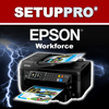 Flatiron Mobile - Setup Pro for Epson Workforce 2500, 2600, 3600, 4500, 4600 & 7600 Series  artwork