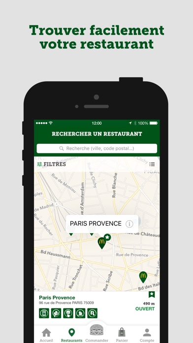 download McDo France apps 0