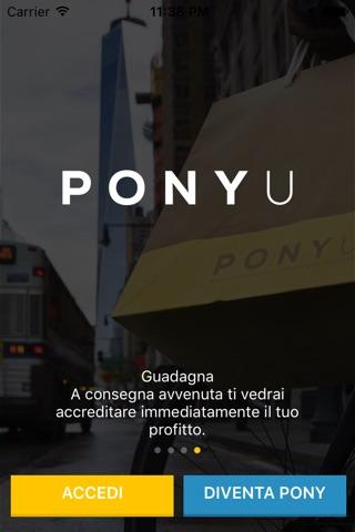 PonyU Driver screenshot 1