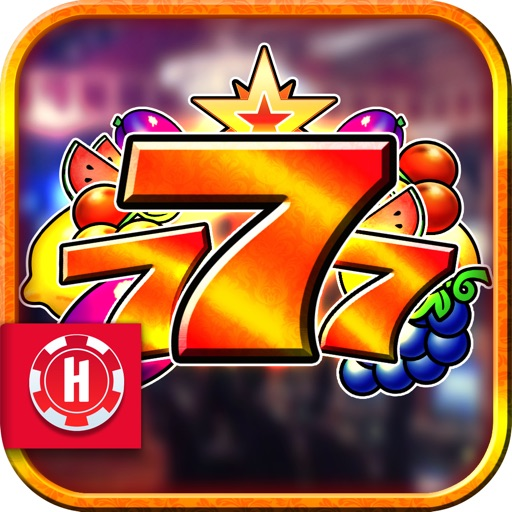 Slots - Huuuge Casino: Free Slot Machines App Icon