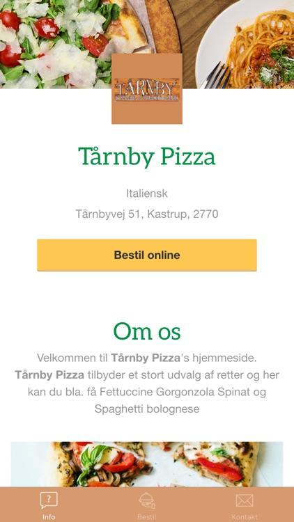 tårnbyvej pizza