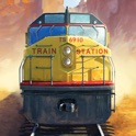 TrainStation - The Game on Rails & Railroad Locomotive Tycoon icon