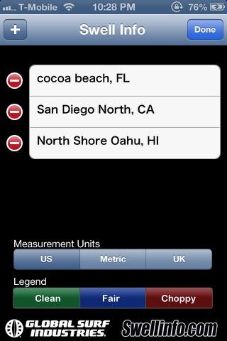 Swell Info screenshot 4