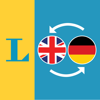 English German Dictionary - translate words, learn vocabulary and communicate with ease
