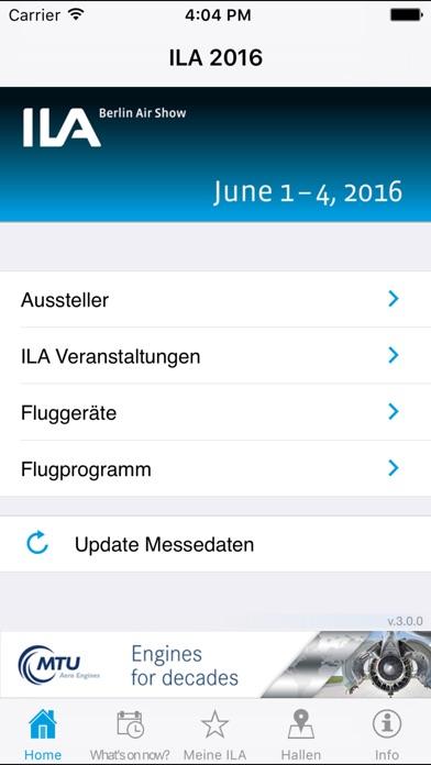 Screenshot von ILA 20162