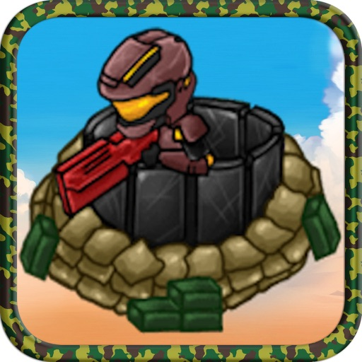 Tower Defense Lite ! iOS App