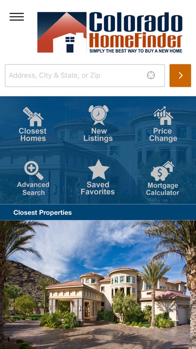 Colorado Home Finder Mobile App on the App Store