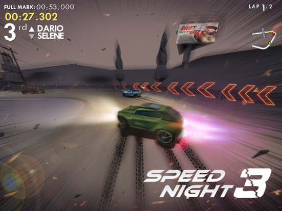 Speed Night 3 для iPad