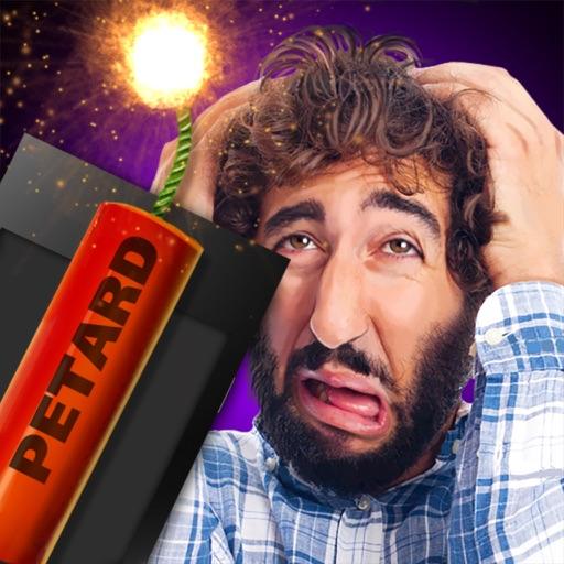 Petard Bang Scare People Joke iOS App