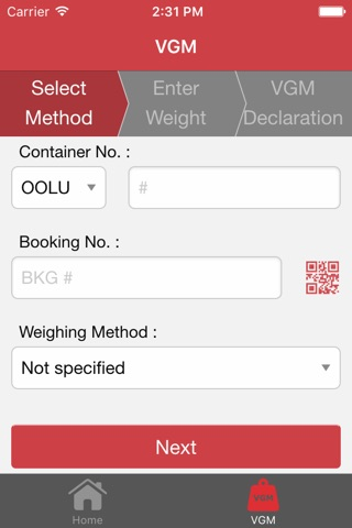 OOCL Lite screenshot 3
