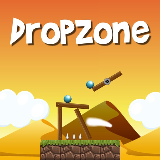 DropZone by Brain Crook iOS App