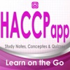 HACCPapp Hazard Analysis: 1800 Study notes, concepts & quizzes