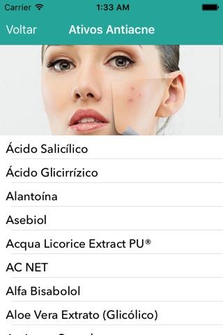 Princípio Ativo Cosméticos Pro screenshot 4