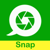 Snap for Whatsapp – Pics Disappear with Ephemeral photos uploader, Snapchat Edition