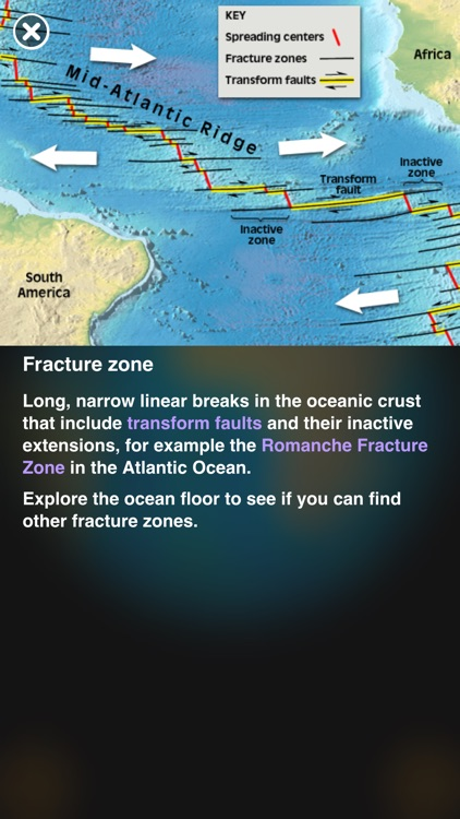 Plate tectonics visual glossary and atlas by tasa graphic arts inc plate tectonics visual glossary and atlas sciox Images